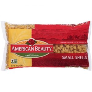 (12 Pack) American Beauty® Small Shells 16 Oz. Package