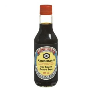(3 Pack) Kikkoman Soy Sauce, 10.0 FL OZ
