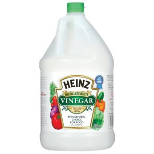 (2 Pack) Heinz All Natural Distilled White Vinegar 1 Gal. Jug