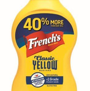 French's Yellow Mustard Classic – 20oz