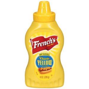 French's Classic Yellow Mustard 8oz