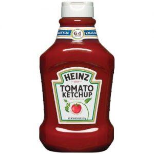 Heinz Tomato Ketchup – 64oz
