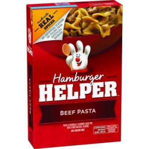 Betty Crocker Hamburger Helper Beef Pasta Hamburger Helper 5.9 Oz Box