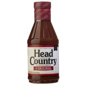 (2 Pack) Head Country the Original BBQ Sauce