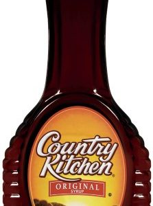 (3 Pack) Country Kitchen Original Syrup 24 Fl Oz Squeeze Bottle