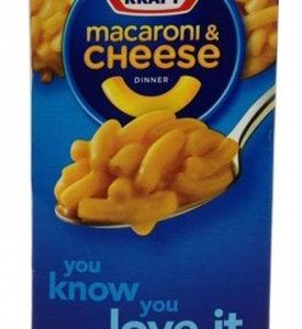 Kraft Macaroni & Cheese Dinner Original – 7.25oz