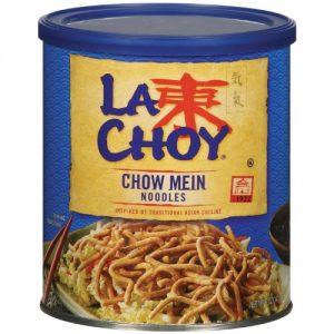 La Choy Chow Mein Noodles 5 Ounce