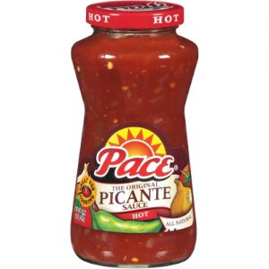 (2 Pack) Pace Hot Picante Sauce, 16 Oz.