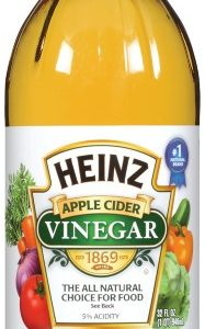 Heinz Apple Cider Vinegar, 32 Fl Oz Bottle
