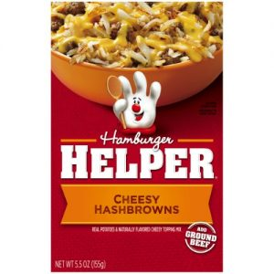 Hamburger Helper Cheesy Hashbrowns Hamburger Helper 5.5 Oz