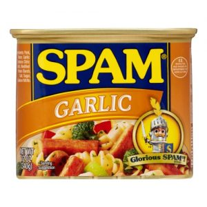 (2 Pack) SPAM® Garlic 12 Oz. Can