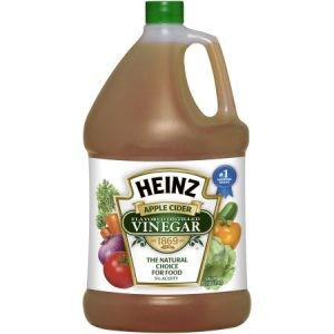 Heinz Distilled Apple Cider Vinegar, 1 Gal Jugs