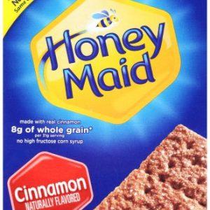 Honey Maid Cinnamon Graham Crackers – 14.4oz