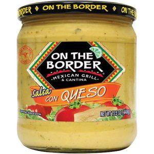 On the Border 15.5 Oz Salsa Con Queso