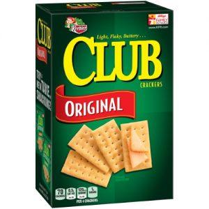 Keebler Club Crackers Original – 13.7 Oz