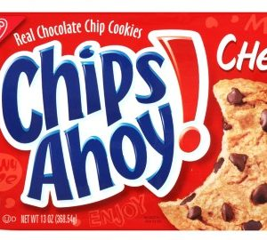 Chips Ahoy Chewy Cookie Chocolate Chip – 13.0 Oz