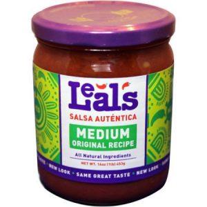 Leal's Medium Original Recipe Salsa, 16 Oz