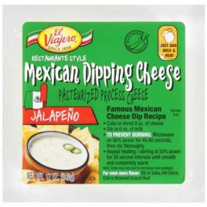 EL VIAJERO MEXICAN DIPPING CHEESE, 12 Oz.
