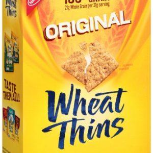 Wheat Thins Original Crackers – 9.1oz