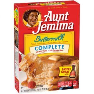 Aunt Jemima Complete Buttermilk Pancake & Waffle Mix – 32oz