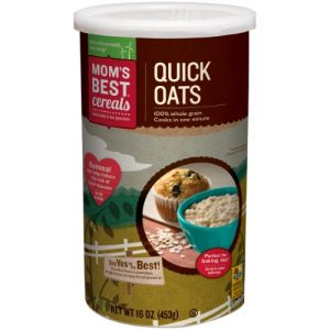 Mom's Best Rolled Oatmeal – 16oz