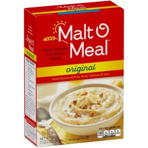 MALT O MEAL HOT CEREAL ORIGINL