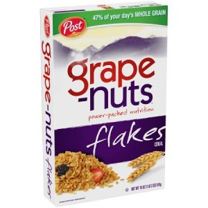 Post® Grape-Nuts® Flakes Cereal 18 Oz. Box