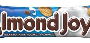 Almond Joy Candy Bar – 1.61 Oz