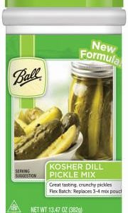 Ball Dill Pickle Canning Mix 13.4 Oz.