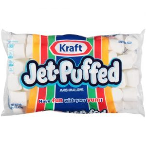 (2 Pack) Jet-Puffed Marshmallows, 16 Oz Bag