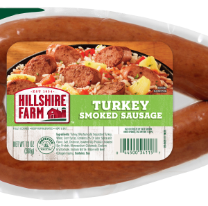 Hillshire Farm® Turkey Smoked Sausage Rope, 13 Oz.