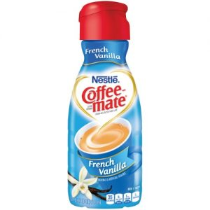 COFFEE MATE French Vanilla Liquid Coffee Creamer 32 Fl. Oz.
