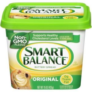 Smart Balance Original Buttery Spread 15 Oz. Tub