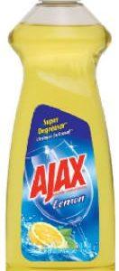 44630 Dishwashing Liquid, Lemon