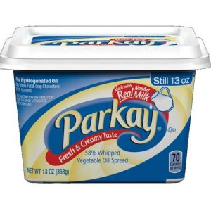 PARKAY Original Vegetable Oil Soft Spread Made with Real Nonfat Milk 13 Oz.