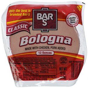 Bar S Classic Bologna, 12 Oz.