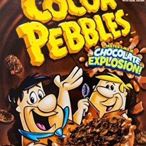 Cocoa Pebbles Cereal – 11.0 Ounces