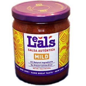Leal's Mild Salsa Autentica, 16 Oz