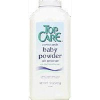 TopCare Baby Power with Aloe & Vitamin E 15oz