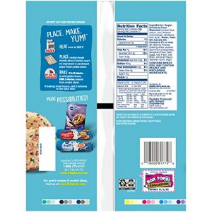 Pillsbury Ready to Bake Sugar Cookies, 24 Ct, 16 Oz