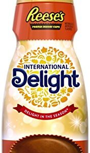International Delight, Reese's Peanut Butter Cup Coffee Creamer, 32 Oz.