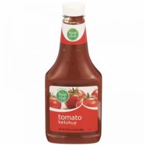 Tomato Ketchup, Tomato 24 OZ
