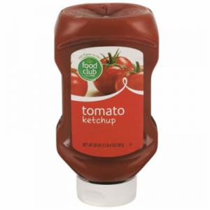 Tomato Ketchup, Tomato