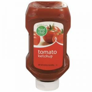 Tomato Ketchup, Tomato, 32 OZ