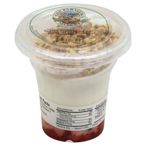 Del Monte Strawberry / Blueberry Yogurt Parfait