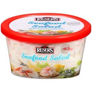 Seafood Salad, Seafood